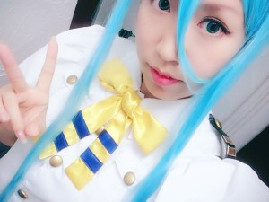 タカオ@潜入服